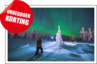 Winter Adventure Noorderlicht Inari