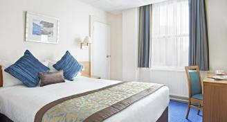 Thistle city barbican hotel stedentrip in engeland - Voorbeeld kamer ...