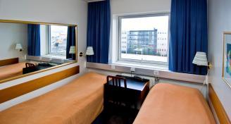 Hotel cabin accommodatie in ijsland - Voorbeeld volwassene kamer ...