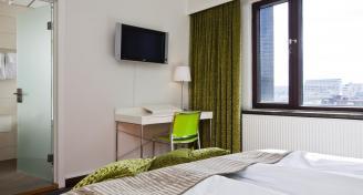 Thon hotel slottsparken accommodatie in noorwegen - Voorbeeld volwassene kamer ...